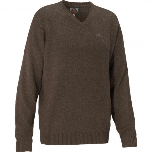 Harry M Sweater - Brown Jagttøj