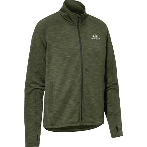 Ultra Light M Sweater Full-zip - Green