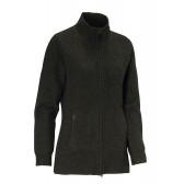 Shirley W Sweater Full-zip - Brown