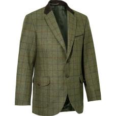 1919 Classic M Tweed-mønstret jakke