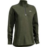 Ultra Light W Sweater Half-zip