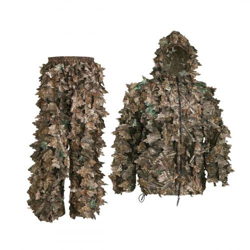 Wood Leaf M Camo Sæt Jagttøj