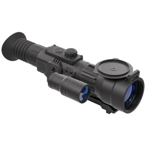 Yukon Sightline N475S 6-24x57 digitale natsigte m/usynlig IR Jagtudstyr