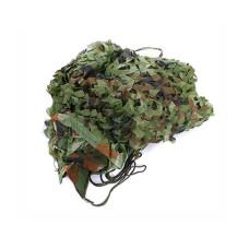 Camouflage net 1,5x4 meter