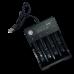Ekstern USB  oplader til batterier Natoptik tilbehør