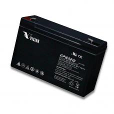 6 Volt batteri til vildtkamera
