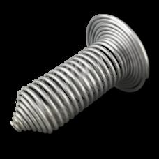 Foderspiral – Galvaniseret
