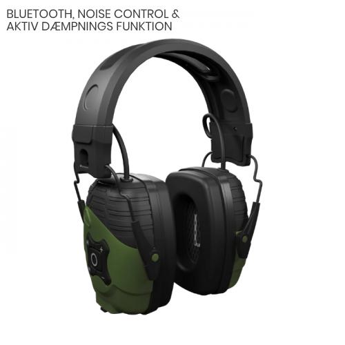 ISOtunes Headset Defy Apache Green