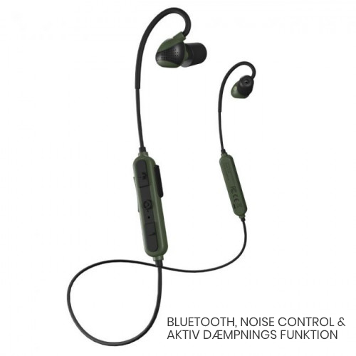 ISOTunes Tactical Hearing Protection Advance - ISOTunes Tactical Hearing Protection / ISOtunes PRO SPORT Force - green - Geronimo.