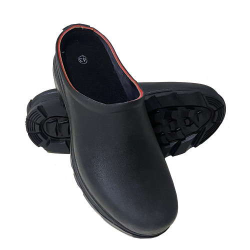 Clog gummitræsko sort