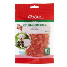Chrisco Kyllingebidder, 100 g ℮ Jagthunden
