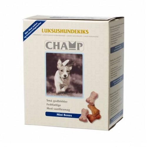 Champ Mini Bones, 750 g, Jagthunden