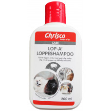 Chrisco Lop-A' Loppeshampoo, 200 ml Jagthunden
