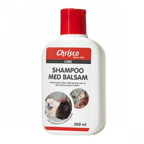 Chrisco Shampoo med balsam, 200 ml Jagthunden