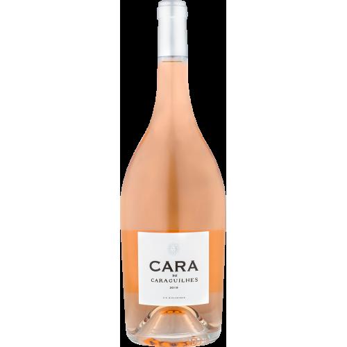 Cara de Caraguilhes Rosé - AOP Corbiéres 2019