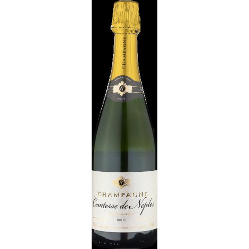 Champagne Comtesse de Neples Brut NV - Blanc de Noir - Chassenay d`Arce