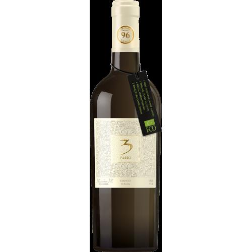 3 Passo Bianco Organic - vino varietale d´Italia