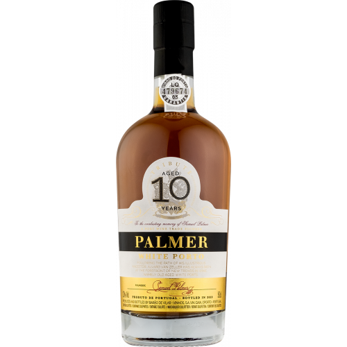 Palmer 10 Years Old White Port