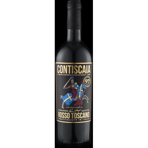 Contiscaia - Rosso Toscano IGT 2016