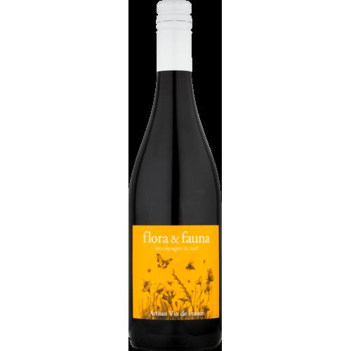 """Flora & Fauna """"Les Cepages du Sud"""" Rouge - Languedoc"""